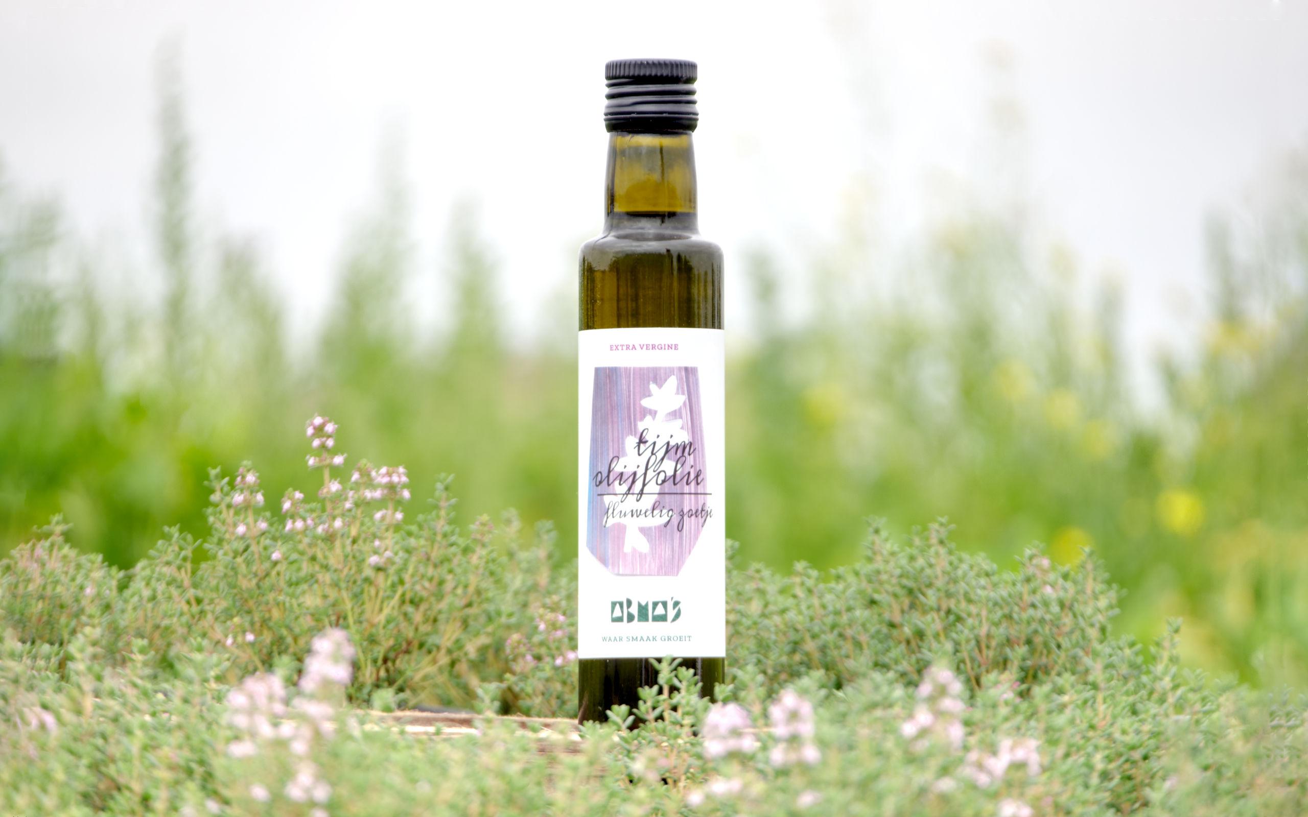 Abma's tijm olijfolie